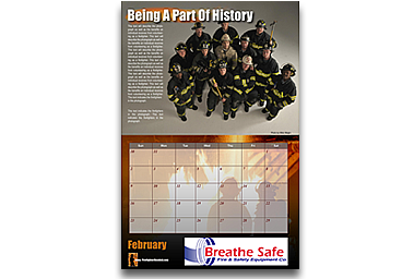 volunteer firefighter calendar firefighers needed recruitment